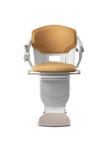 stannah-solus-stairlift-mustard-woven